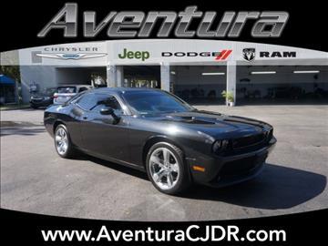 2011 Dodge Challenger for sale in North Miami Beach, FL