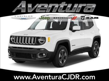 2015 Jeep Renegade for sale in North Miami Beach, FL
