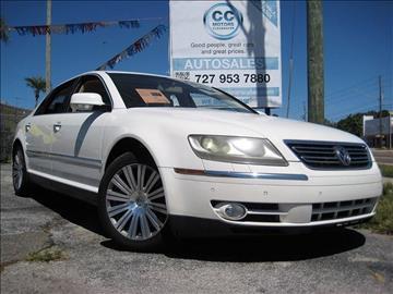 2005 Volkswagen Phaeton for sale in Clearwater, FL