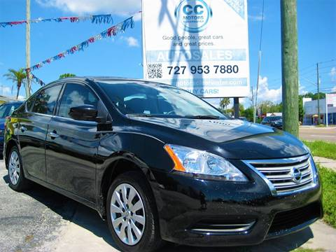 Nissan Sentra For Sale In Clearwater Fl