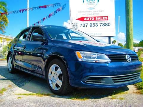 2011 Volkswagen Jetta For Sale In Clearwater Fl