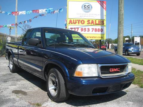 2003 GMC Sonoma for sale in Clearwater, FL