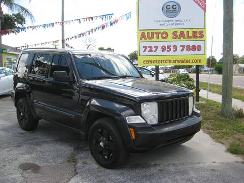 2009 Jeep Liberty for sale in Clearwater, FL