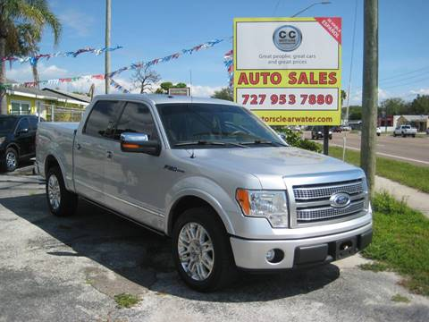 2010 Ford F-150 for sale in Clearwater, FL