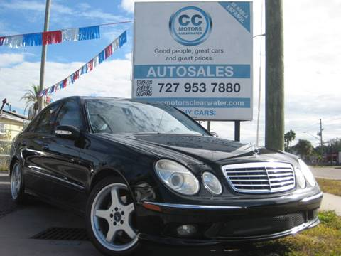 2005 Mercedes-Benz E-Class for sale in Clearwater, FL