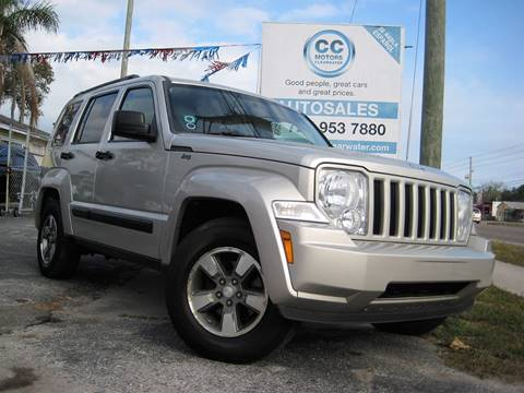 2008 Jeep Liberty for sale in Clearwater, FL