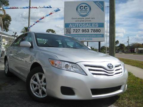 2011 Toyota Camry for sale in Clearwater, FL