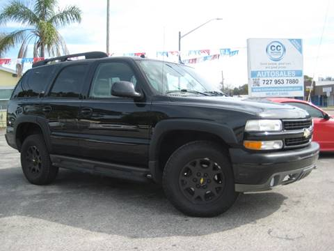 2005 Chevrolet Tahoe for sale in Clearwater, FL