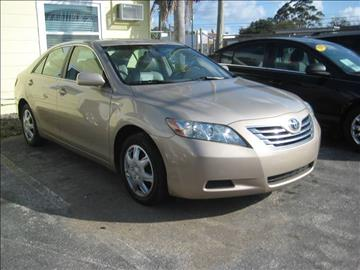 2008 Toyota Camry Hybrid for sale in Clearwater, FL