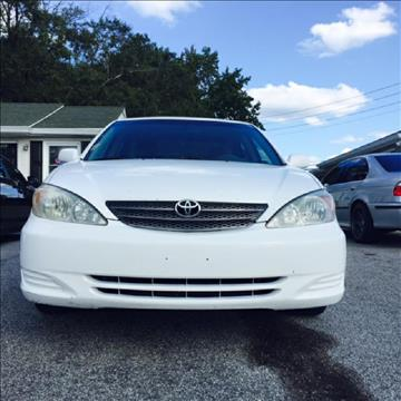 2003 Toyota Camry for sale in Tucker, GA