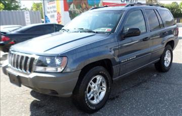 2002 Jeep Grand Cherokee for sale in Patchogue, NY