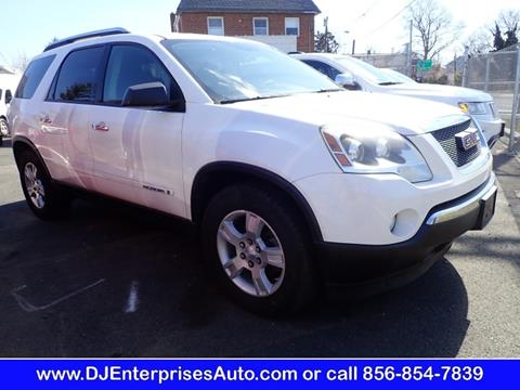 2007 GMC Acadia for sale in Collingswood, NJ