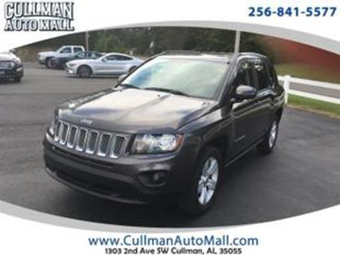 2016 Jeep Compass for sale in Cullman, AL