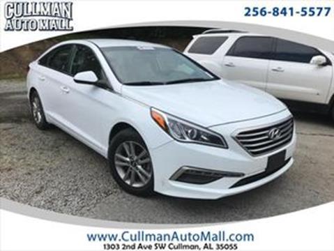 2015 Hyundai Sonata for sale in Cullman, AL