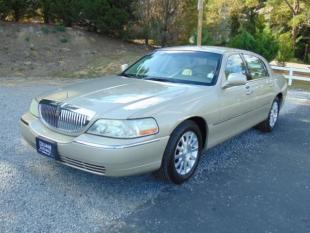 2007 Lincoln Town Car for sale in Cullman, AL
