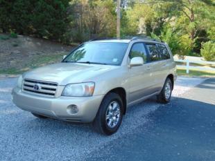 2005 Toyota Highlander for sale in Cullman, AL