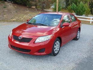 2009 Toyota Corolla for sale in Cullman, AL