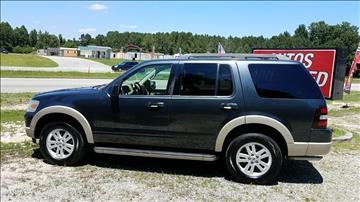 2010 Ford Explorer for sale in Fayetteville, NC