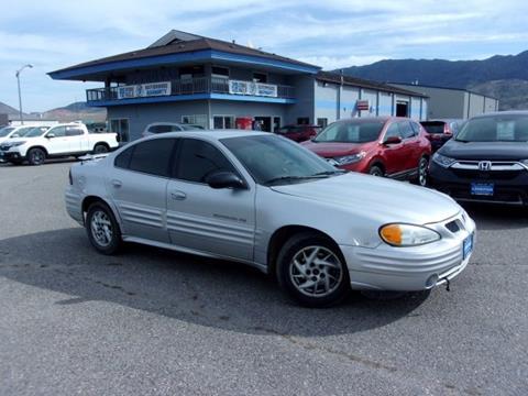 2002 Pontiac Grand Am for sale in Butte, MT