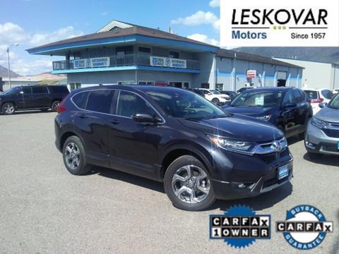 2018 Honda CR-V for sale in Butte, MT