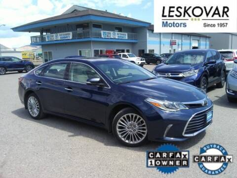 2016 Toyota Avalon for sale in Butte, MT
