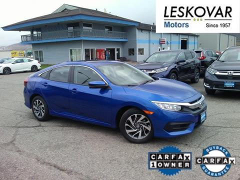 2018 Honda Civic for sale in Butte, MT