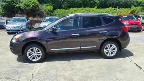 2012 Nissan Rogue for sale in Bristol, VA