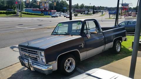 1985 Chevrolet C/K 10 Series for sale in Bristol, VA