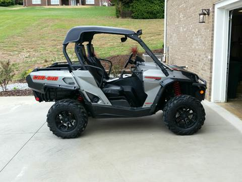 2015 Can Am Commander XT 1000 for sale in Bristol, VA