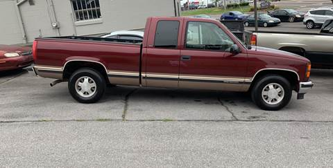 1997 GMC Sierra 1500 for sale in Bristol, VA