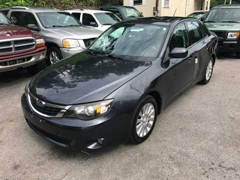 2009 Subaru Impreza for sale in Knoxville, TN
