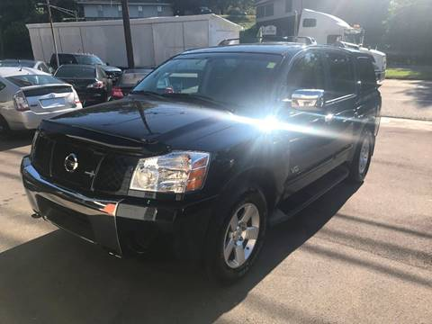 2006 Nissan Armada for sale in Knoxville, TN