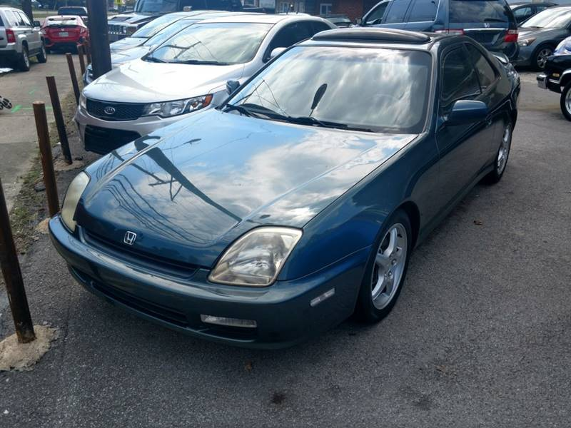 1997 Honda Prelude For Sale At North Knox Auto LLC In Knoxville TN