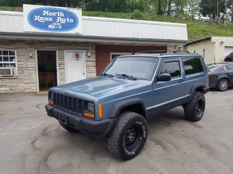 1998 Jeep Cherokee for sale in Knoxville, TN