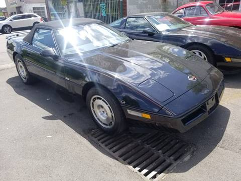 1986 Chevrolet Corvette For Sale In Knoxville Tn