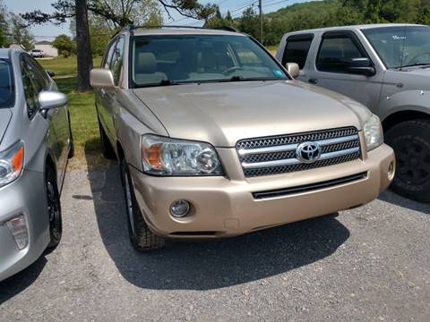 Toyota Highlander Hybrid For Sale In Knoxville Tn North Knox Auto Llc