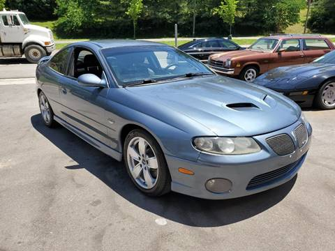 2005 Pontiac GTO for sale in Knoxville, TN