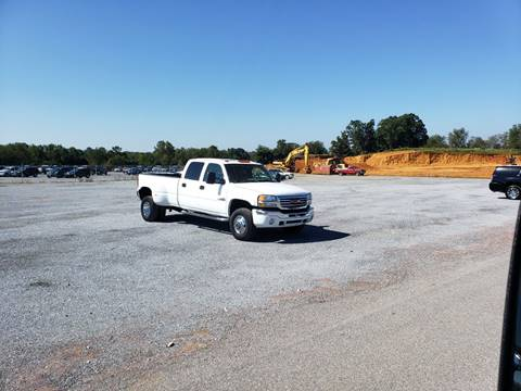 2006 GMC Sierra 3500 for sale in Knoxville, TN