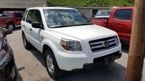 2007 Honda Pilot for sale at North Knox Auto LLC in Knoxville TN