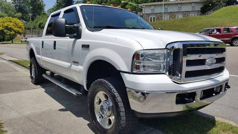 2005 Ford F-350 Super Duty for sale at North Knox Auto LLC in Knoxville TN