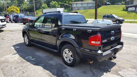 2007 Ford Explorer Sport Trac for sale at North Knox Auto LLC in Knoxville TN
