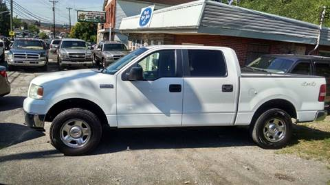 2006 Ford F-150 for sale at North Knox Auto LLC in Knoxville TN