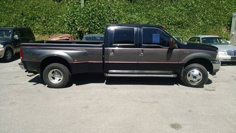 2003 Ford F-350 Super Duty for sale at North Knox Auto LLC in Knoxville TN