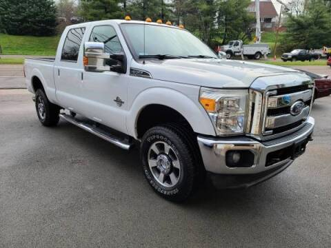2011 Ford F-350 Super Duty Lariat for sale at North Knox Auto LLC in Knoxville TN