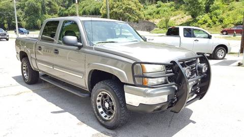 2007 Chevrolet Silverado 1500 Classic for sale at North Knox Auto LLC in Knoxville TN