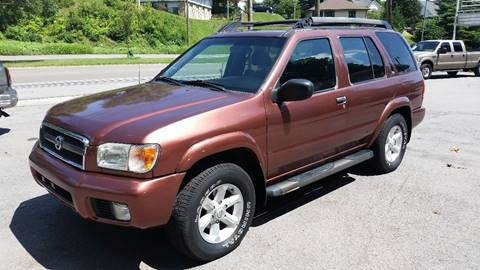 2003 Nissan Pathfinder for sale at North Knox Auto LLC in Knoxville TN