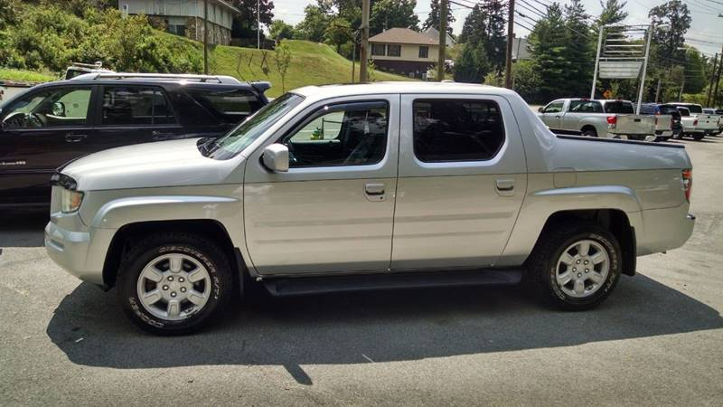 2006 Honda Ridgeline For Sale At North Knox Auto LLC In Knoxville TN