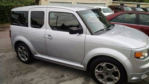 2007 Honda Element for sale at North Knox Auto LLC in Knoxville TN