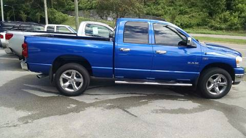 2008 Dodge Ram Pickup 1500 for sale at North Knox Auto LLC in Knoxville TN
