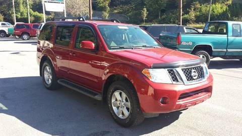 2012 Nissan Pathfinder for sale at North Knox Auto LLC in Knoxville TN